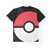 Pokéball simple Graphic T-Shirt