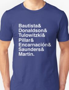 Blue Jays Top 7 Unisex T-Shirt