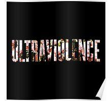 Lana Del Rey / Ultraviolence [3] Poster
