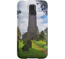 Blessed Virgin Mary Church, Rattery Samsung Galaxy Case/Skin