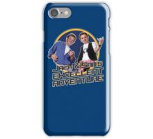 Jack and Sam's Excellent Adventure iPhone Case/Skin