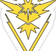 Team Instinct Territory Sticker