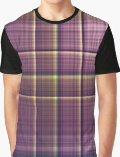 Plaid Color 2 Graphic T-Shirt