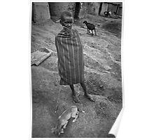Masai #3 Poster