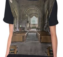 Holy Trinity Church Bosham Interior Chiffon Top