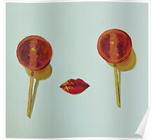Lollipops Poster
