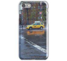Taxi Standoff iPhone Case/Skin