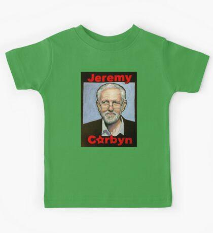 Jeremy Corbyn Kids Tee