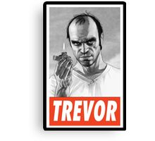 -GEEK- Trevor Canvas Print