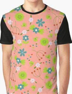 Summer pattern  4 Graphic T-Shirt