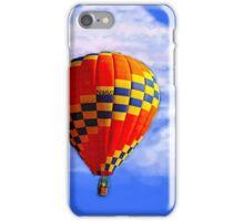 Freebie Hot Air Balloon iPhone Case/Skin