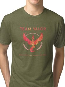 Pokemon GO - Team Valor Tri-blend T-Shirt