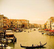 Venezia by Benedek