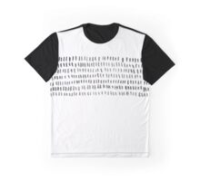 Grey lines 1 Graphic T-Shirt