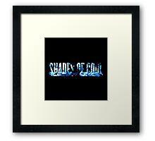 Lana Del Rey / Shades of Cool [2] Framed Print