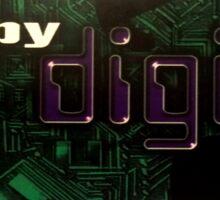 bobby digital sticker Sticker
