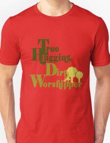 Tree hugger humor T-Shirt