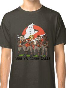 Who Ya Gonna Call? Classic T-Shirt