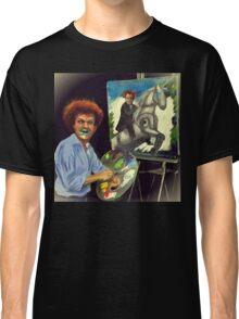 Steve Brule paints Classic T-Shirt