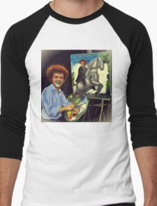 Steve Brule paints Men's Baseball ¾ T-Shirt