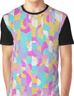 Accordion Paisley Graphic T-Shirt