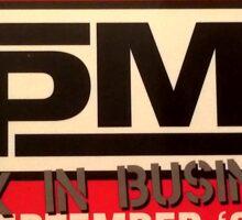 epmd sticker Sticker