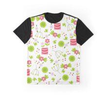 Summer pattern  6 Graphic T-Shirt