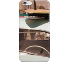 Surfin' USA - Surfboard and Woody iPhone Case/Skin