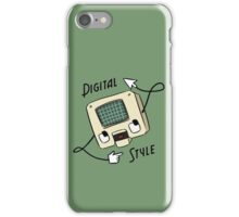 Digital Style iPhone Case/Skin