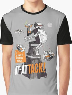 AT-ATTACK! Graphic T-Shirt
