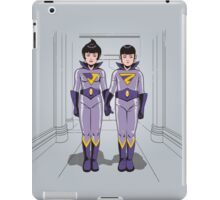 ACTIVATE TWINS iPad Case/Skin