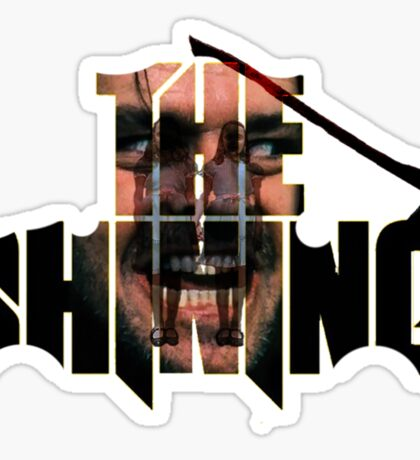 The Shining Sticker Sticker