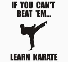 Learn Karate Kids Tee