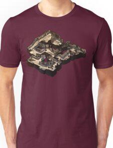Dust 2 Isometric Poster Unisex T-Shirt