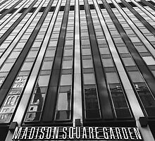 Madison Square Garden by mar78me