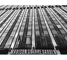 Madison Square Garden Photographic Print