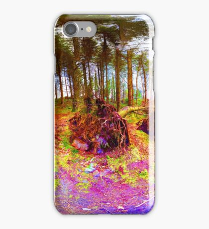 Bubble Forest iPhone Case/Skin