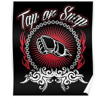 tap or snap Poster