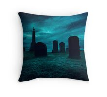 Resting Under the Stars Throw Pillow