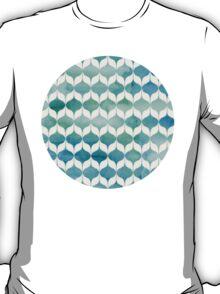 Ocean Rhythms and Mermaids Tails T-Shirt