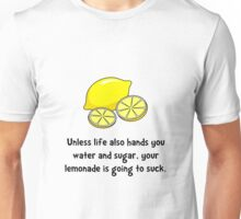 Lemonade Suck Unisex T-Shirt