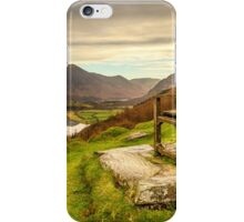 LAKE DISTRICT LOWESWATER iPhone Case/Skin