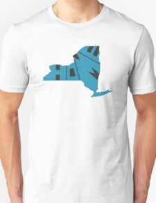 New York Home State Unisex T-Shirt