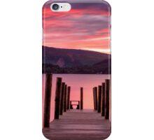 DERWENTWATER SUNSET iPhone Case/Skin