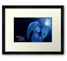 Ocarina of Time: At Long Last... Framed Print