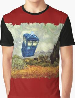 Vincent and the Doctor Graphic T-Shirt