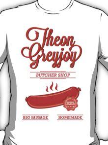Theon GreyJoy Butcher Shop T-Shirt