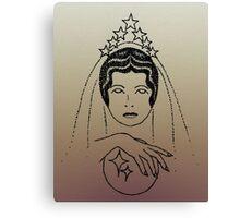 Star Lady - Dusk Canvas Print
