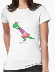 80s Rex - Bayside High Womens Fitted T-Shirt