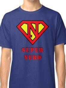 Super Nerd Classic T-Shirt